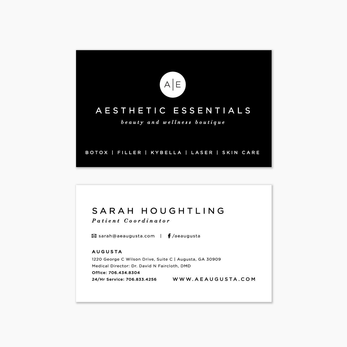 business-card-design-fort-mill